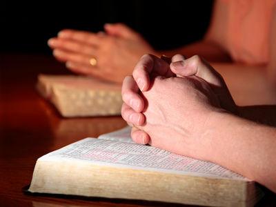 SHARE A PRAYER