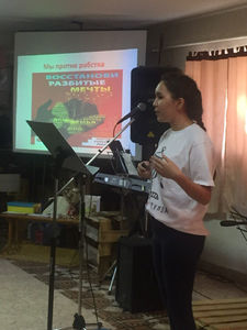 Restore Broken Dreams — Annual Day of Prayer for the victims of human trafficking