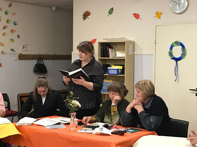 The Women Fellowship in The Salvation Army in Russia