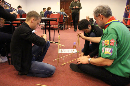 New start — scout movement in the Salvation Army in Russia